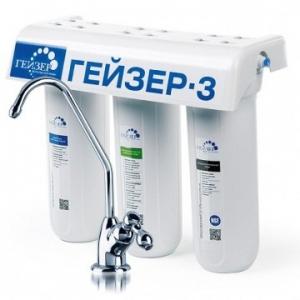 Купить Гейзер 3 Стандарт (для жесткой воды) за 2 600 руб. со скидкой и доставкой, фото, отзывы